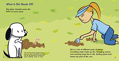 Dirt: The Scoop on Soil (Amazing Science)