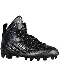 Adidas Crazyquick 2.0 Mediados de hombre del fútbol de las grapas del 7,5 Negro