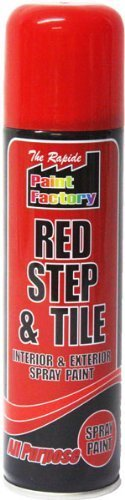 shopping-sky-red-step-tile-spray-paint-all-purpose-diy-interior-exterior-colour-aerosol-new