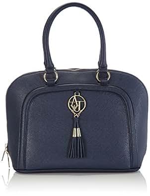 Armani Jeans Women's 0521YA3 Bowling Bag Blue Blau (BLU - BLUE 5B)