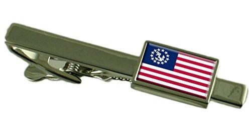 Yachtcharter Ensign zivilen USA Krawattenklammer