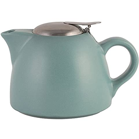 La Cafetiere Barcelona Teapot, Retro Blue, 900