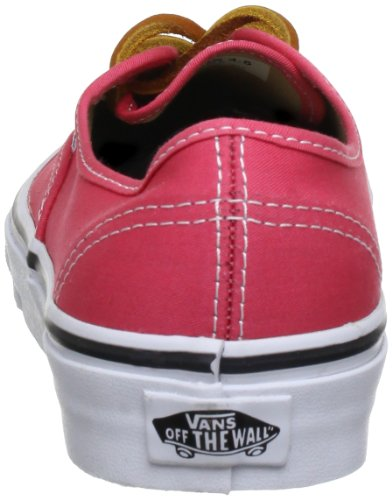 Vans U Authentic, Baskets mode mixte adulte Rose (Brushedtwill S)
