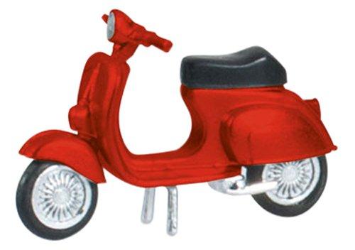 Herpa - 053143-002 - Vespa 50 R - Rouge De Circulation