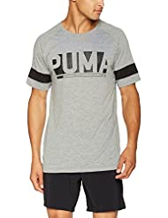 Puma Herren Raglan Energy Tee T-Shirt