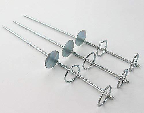 3x Set Instalación Instalación Soporte Varas Soporte para Ccña (3xkit04)