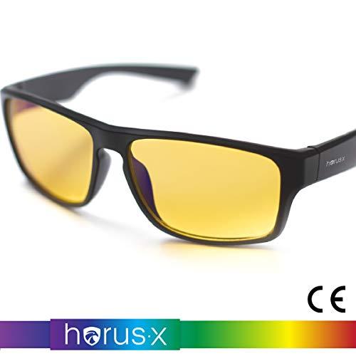 Horus X - Gafas Gaming Ordenador - Gafas Filtro Azul