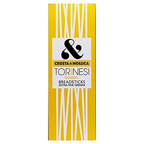 Crosta & Mollica Thin Torinesi Breadsticks 120g