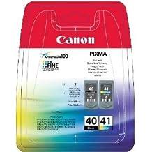 Multipack Canon PG40/CL41 (2 cartucho de tintas) Canon Pixma MP190