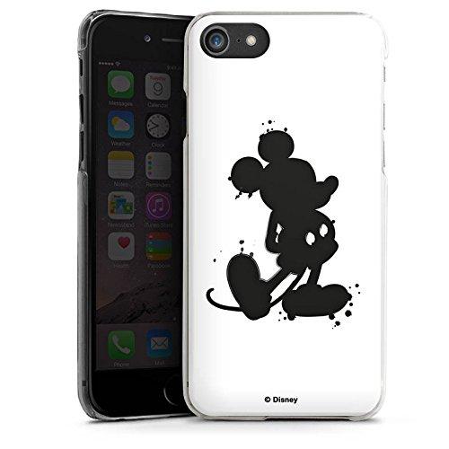 Apple iPhone X Silikon Hülle Case Schutzhülle Disney Mickey Mouse Geschenke Hard Case transparent