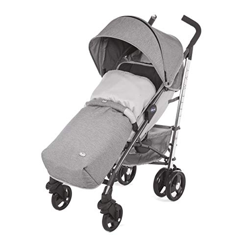 Chicco New Liteway Stroller Titanium Best Price and Cheapest