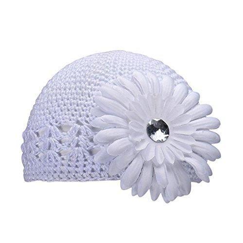 Culater® Fiore Cappelli invernali protezione di autunno della neonata