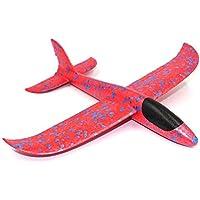 TOOGOO 1 Unids EPP Foam Hand Throw Avion Avion de Lanzamiento Al Aire Libre Plane Kids Regalo de Juguete 34.5*32*7.8cm Interesante Juguetes