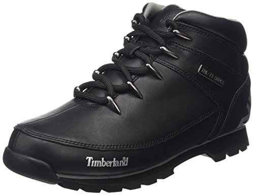 Timberland Eurosprint, Men's Ankle Boots, Black (Black), 7.5 UK (41 1/2 EU)