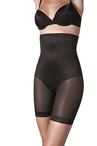 Janira faja reductora con figura de tipo libro con función de preciso S dar forma pantalones de muslo/redonda/L/XL/Nude XXL o negro