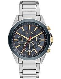 Armani Exchange Analog Blue Dial Men's Watch - AX2614