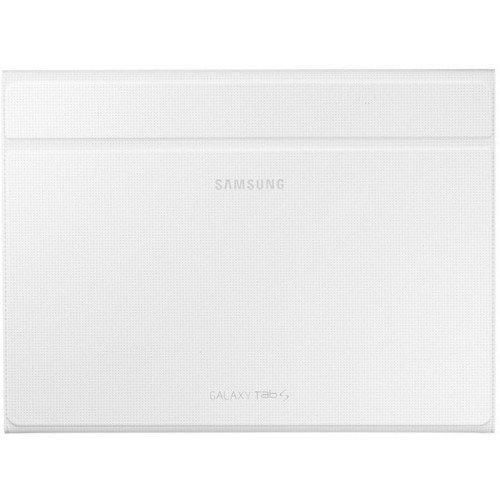 Samsung EF-BT800BWEGWW Book Cover per Galaxy Tab S 10.5, Bianco