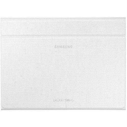 Samsung Folio Schutzhülle Book Case Cover für Galaxy Tab S 10.5 Zoll - Weiß