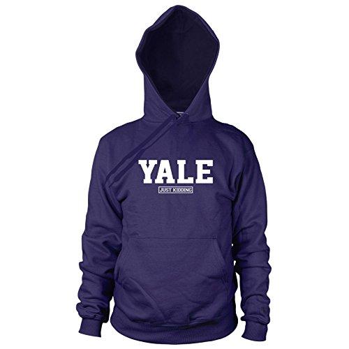 Preisvergleich Produktbild Yale Just Kiddung - Herren Hooded Sweater, Größe: XXL, dunkelblau