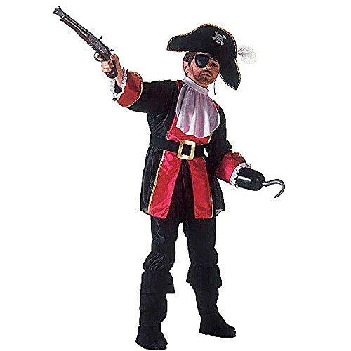 Widmann WDM38836 - Costume Per Bambini Pirata