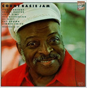 Jam: Montreux 77 by Count Basie (1991-07-01)