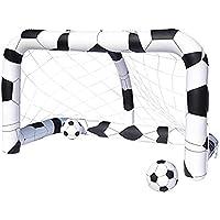 SSDM Puerta Inflable del Fútbol del Fútbol, 1 Sistemas Desmontables, Deportes De Los Niños Deportes Objetivos Práctica Juego De La Lucha De Fútbol De La Puerta