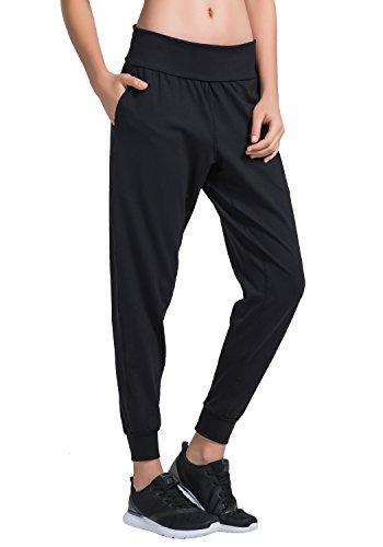 matymats Harem Pants Sport Yoga Gym Pilatus Workout Jogger Sweatpants Pocket Hose, damen, - Halloween-leckereien Machen Einfache