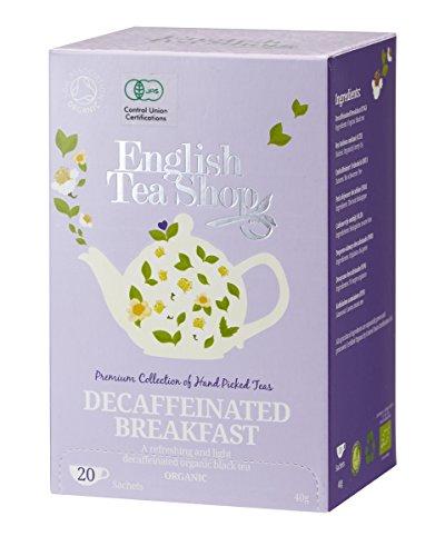 English Tea Shop Decaffeinated breakfast - 20bui