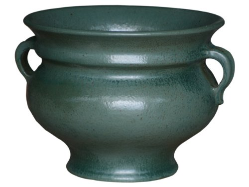antares-planter-450-x-350-cm-matt-green-made-of-frost-proof-ceramic-stoneware