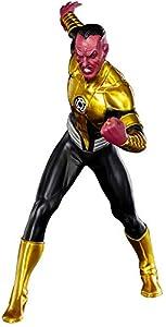 """Kotobukiya ksv1661: 10Escala Sinestro Nueva 52"""" ARTFX + Estatua"""