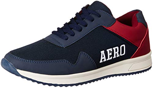 Aeropostale Men's Wincent Navy Sneakers