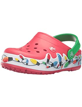 crocs Unisex-Kinder Clighthldayclg Clogs