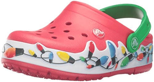 Crocs Clighthldayclg, Sabots Mixte Enfant, Multicolore (Multi), 27-28 EU