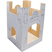 Omega Paw Cc5 Cat Castle Castillo de Carton
