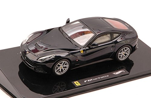 NEWES Hot Wheels HWX5501 Ferrari F12 BERLINETTA 2012 BLU Pozzi 1:43 MODELLINO Die Cast
