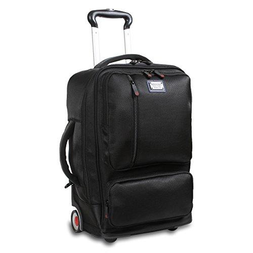 j-world-new-york-oliver-business-rolling-backpack-black