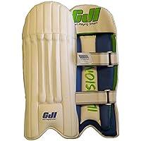 CJI Ultimate ilusión V para hombre–Protectores de piernas de críquet
