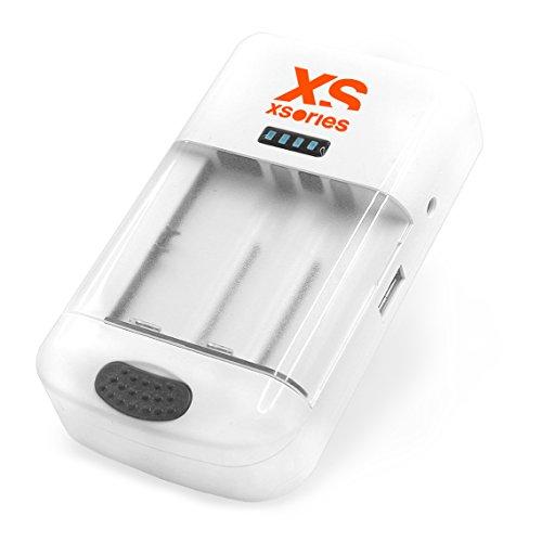 Xsories UNCG3A Chargeur de batterie pour GoPro Multicouleur