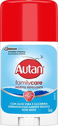 Autan family care stick repellente - 50 ml