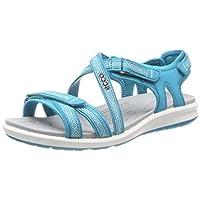 ECCO Cruise II Women's Sandals, 37 EU, Capri Breeze/Emerald