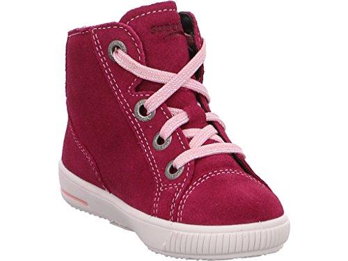 Superfit 0-00357-37 Moppy, chaussures premiers pas bébé masala kombi