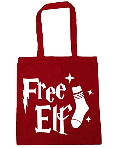 hippowarehouse-free-elf-tote-shopping-gym-beach-bag-42cm-x38cm-10-litres