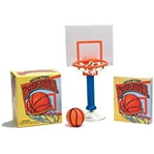 Desktop Basketball: It's a Slam Dunk! (Miniature Editions)