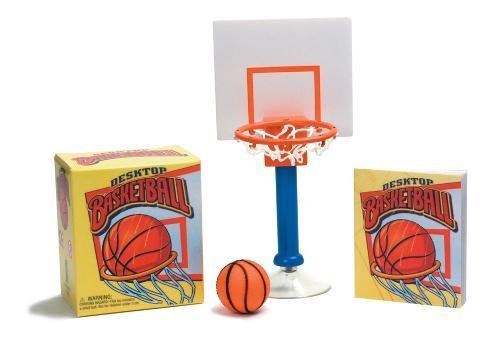 Desktop Basketball: It's a Slam Dunk! (Running Press Mega Mini Kits)
