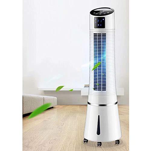ZLL-Air cooler Climatiseur de Type Tour Vertical Silencieux à Condensation par Eau Domestique humidificateur à réfrigération réfrigérateur Simple Froid Petit climatiseur