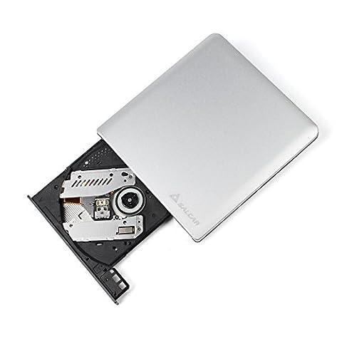 Salcar - 3D Blu ray externe USB 3.0 Multi BD-RW