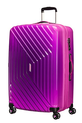 American Tourister - Air Force 1 Spinner 76/29 Espandibile 96.5/111L - 4.1 KG, Rosa (Gradient Pink)
