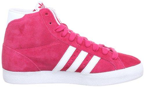 adidas Originals BASKET PROFI W Q23187 Damen Sneaker Pink (BLAZE PINK S13 / RUNNING WHITE FTW / METALLIC GOLD)