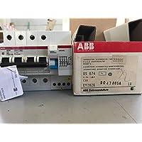 MAGNETOTERMICO 4P 10A 0.5A 10KA ABB DS674 EY2826
