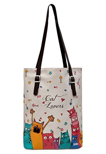 DOGO Tall Bag - Cat Lovers (Tall Tasche)